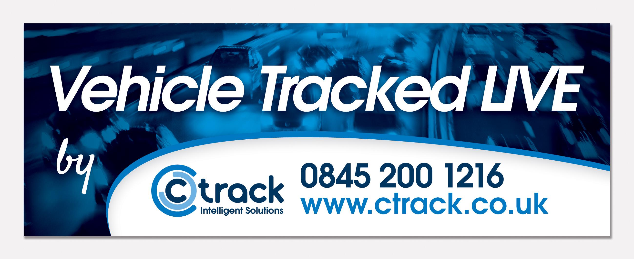 Bumper sticker creator uk - C Track Bumper Stickers Design Print